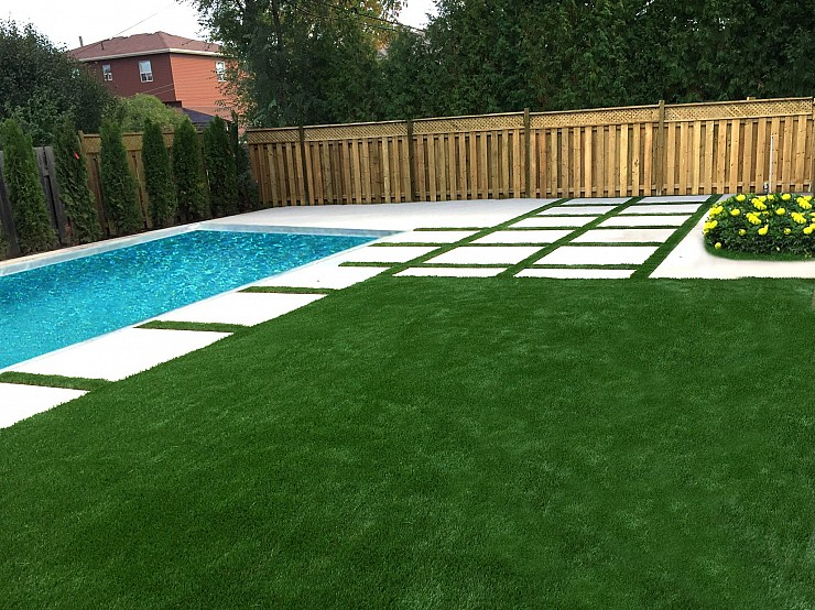 Artificial Grass Toronto Image